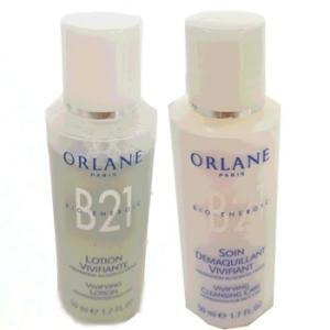 オルラーヌ ローション ヴィヴィファン B21 50ml(化粧水)+ ディマキアント B21 50ml(クレンジングミルク) ミニチュアセット|salon-de-miel