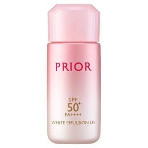資生堂 shiseido プリオール prior おしろい美白乳液  35ml salon-de-miel