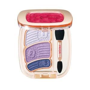 資生堂 shiseido プリオール prior 美リフトアイカラー バイオレット 【ネコポス対象商品】|salon-de-miel