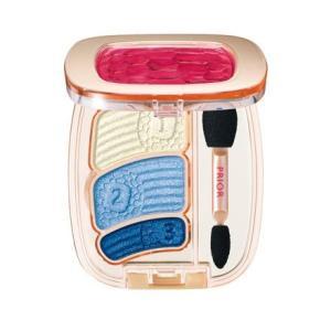 資生堂 shiseido プリオール prior 美リフトアイカラー ブルー 【ネコポス対象商品】|salon-de-miel