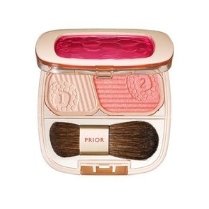 資生堂 shiseido prior 美リフトチーク コーラル 【ネコポス対応商品】|salon-de-miel