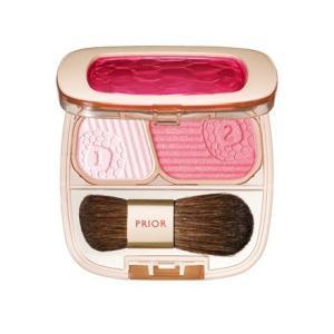資生堂 shiseido prior 美リフトチーク ピンク 【ネコポス対応商品】|salon-de-miel