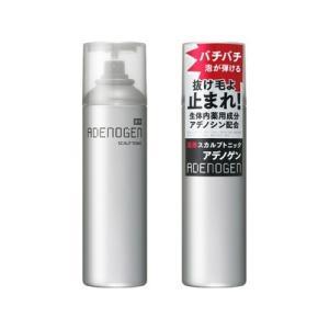 ☆お得なセット☆ 資生堂 shiseido アデノゲン 薬用スカルプトニック 130g×3本セット|salon-de-miel