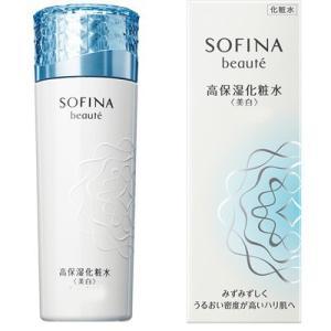 花王 ソフィーナボーテ SOFINA beaute 高保湿化粧水(美白) しっとり 140ml |salon-de-miel