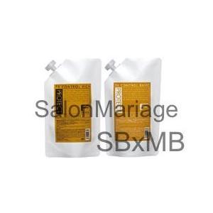 フィヨーレ Fプロテクト SB ヘアシャンプー ベーシックタイプ + MB ヘアマスク ベーシックタイプ 各1000mL(g)レフィル 詰替セット|salonmariage
