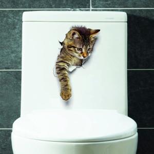 猫ウォ-ルステッカー 猫シール 猫用品...