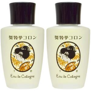 京コスメ 舞妓夢コロン 金木犀/きんもくせいの香り 2個セット 20ml×2個 sam-store