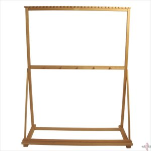木製弓立て 30張用 弓道 弓具 弓道用品【I-034】|sambu