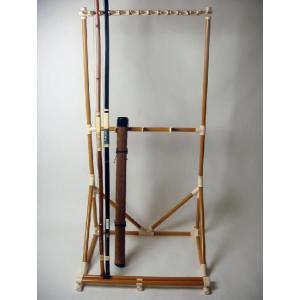 パイプ製弓立て 13張用 弓道 弓具 弓道用品 I-036|sambu
