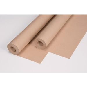 包装紙 ラッピングペーパー 小巻クラフト60g 900mm幅(10枚セット)|samipri