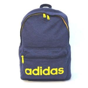 アディダス[adidas・ショーン] スウェット素材 デイパック・ リュックサック 46833|sampei