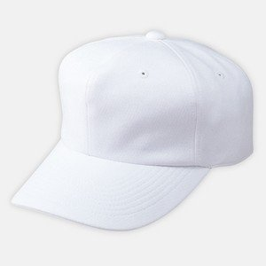 ミズノ【MIZUNO】野球用 練習用キャップ(52ba-78701)帽子 白帽子【クロネコDM便不可】