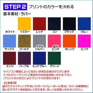 (SS〜LL) (上下セット) ドライ素材で快適に! ドライ半袖Tシャツ+アンクルパンツ (オリジナルプリント対応) 日焼け防止 UVカット 軽い 涼しい|samsin|08
