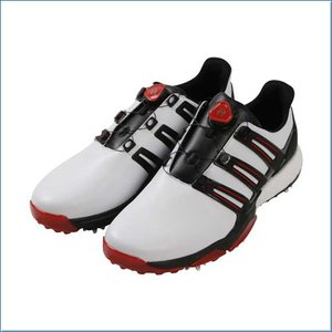 大きいサイズ   メンズ   adidas golf ゴルフシューズ(パワーバンド ボア ブースト)...