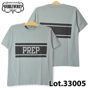 ダブルワークス 33005 PREP Tシャツ|samuraicraft