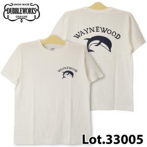 ダブルワークス 33005 WAYNEWOOD Tシャツ|samuraicraft