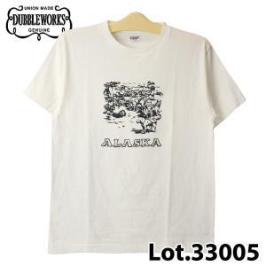 ダブルワークス 33005 ALASKA Tシャツ|samuraicraft