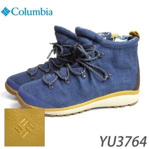 コロンビア YU3764 クイックミッドオムニテック samuraicraft