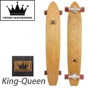 クラウンスケートボード King-Queen|samuraicraft