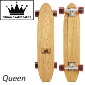 クラウンスケートボード Queen|samuraicraft