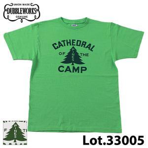 ダブルワークス 33005-04 CATHEDRAL プリント Tシャツ samuraicraft