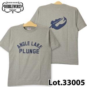 ダブルワークス 33005 ANGLE LAKE Tシャツ|samuraicraft