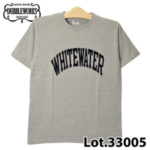 ダブルワークス 33005 WHITE WATER Tシャツ|samuraicraft