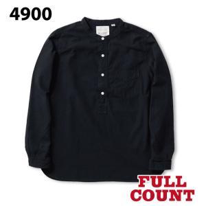 フルカウント 4900 プルオーバー シャンブレー シャツ|samuraicraft