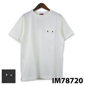 インディアンモーターサイクル IM78720 半袖 Tシャツ ポケット samuraicraft