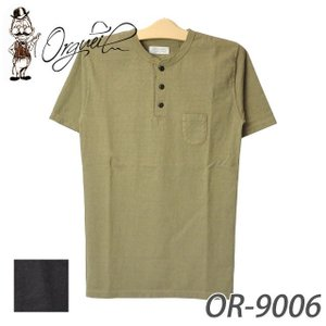 オルゲイユ OR-9006 ヘンリーTシャツ|samuraicraft