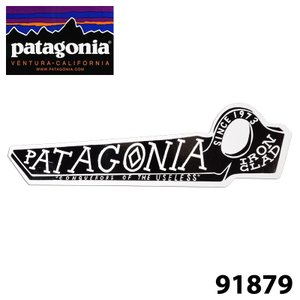 パタゴニア 91879 ステッカー 日本正規品