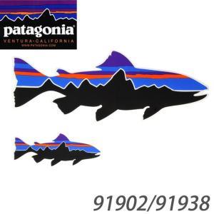 パタゴニア 91902 91938 ステッカー 日本正規品