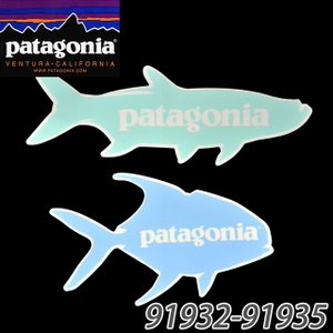 パタゴニア 91932 91935 ステッカー 日本正規品