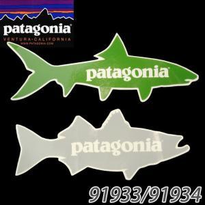 パタゴニア 91933 91934 ステッカー...