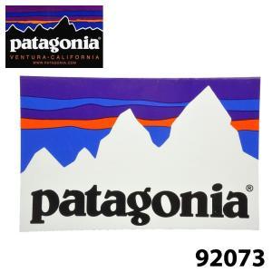 パタゴニア 92073 Shop Sticker ステッカー