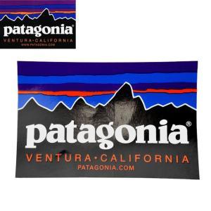 パタゴニア ステッカー 91926 Classic Patagonia Sticker 日本正規品
