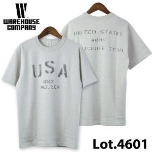 ウエアハウス 4601 USA Tシャツ samuraicraft