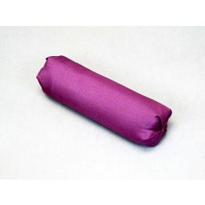 刀を置くときに切っ先側を乗せる刀枕です。 表地正絹製