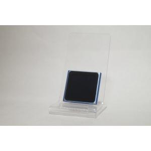 (中古品)ipod nano 第6世代 16GB ブルー 安心の20日保障 本体