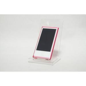 (中古品)ipod nano 第7世代 ピンク 安心の20日保障 本体 16GB