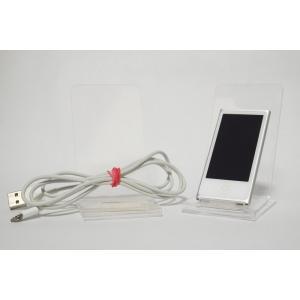中古品 ipod nano 第7世代 シルバー 安心の20日保障 本体 16GB