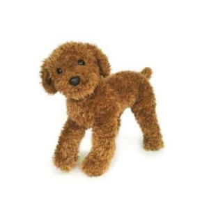 ※2021年5月上旬入荷分予約受付中 犬型マネキン ワンダードッグ・トイプードル 04500 プレゼント ぬいぐるみ マネキン人形 san-choku