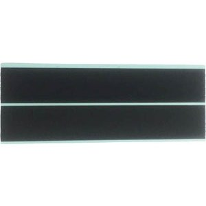 ユタカ マジックテープ マジックテープ 25mm×15cm ブラック