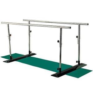 [カワムラサイクル] 簡易平行棒 BP2 リハビリ 歩行トレーニング 歩行訓練  高さ・長さ調節可能...