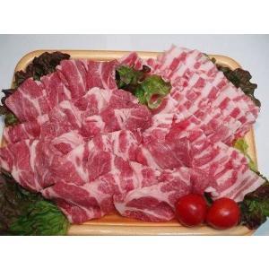 茨城県産豚焼肉セット