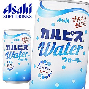 【賞味期限:2020年1月末】アサヒ カルピス カルピスウォーター 350g缶×24本入 CALPISWATER sanchoku-support