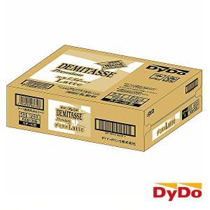 【4ケースまで1個口の送料】ダイドー ブレンド デミタス ラテ 150g缶×30本入 DyDo DEMITASSE sanchoku-support