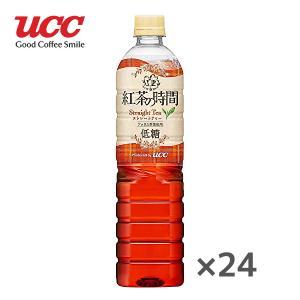 【送料無料】【2ケース】UCC 霧の紅茶 紅茶の時間 ストレートティー 低糖 930mlPET×12本入 2ケース (※東北・北海道・沖縄除く)|sanchoku-support