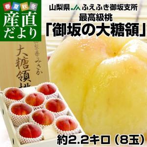 送料無料 山梨県より産地直送 JAふえふき御坂支所 最高級桃...