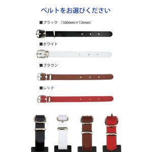 ベルト(ゴルフ キャディバッグ スーツケース 旅行用バッグ ネームタグ取付けに)/ネコポス 送料無料/|sancyokubin|02